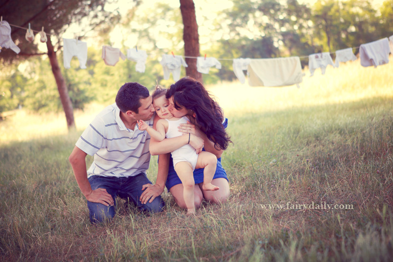 Fairy Daily photographie, Elena Tihonovs, photographe bébé toulouse