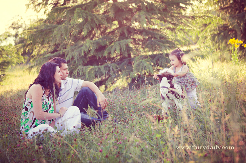 Fairy Daily photographie, Elena Tihonovs, séace photo grossesse toulouse