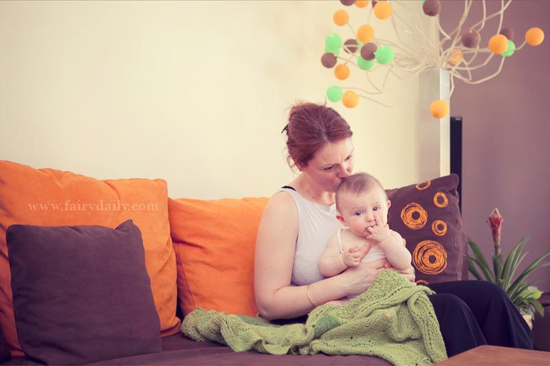 Fairy Daily, Elena Tihonovs, photographe bebe 6 mois