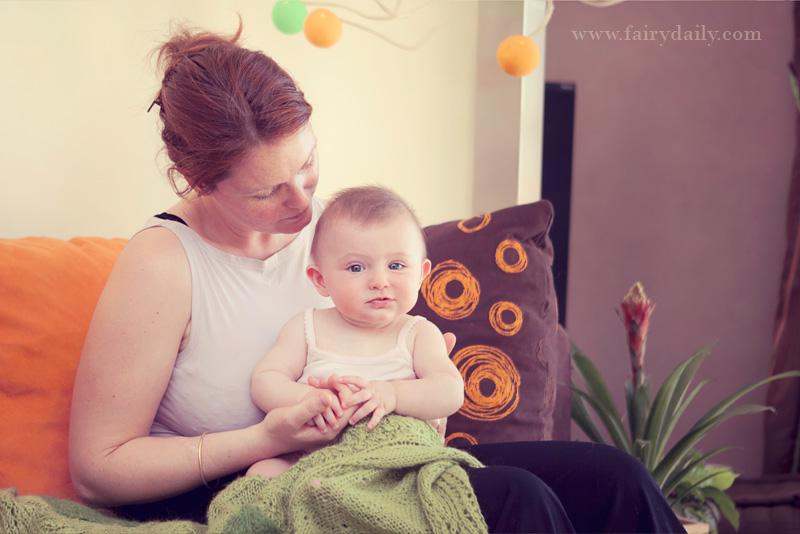 Fairy Daily, Elena Tihonovs, photographe bebe et maman toulouse