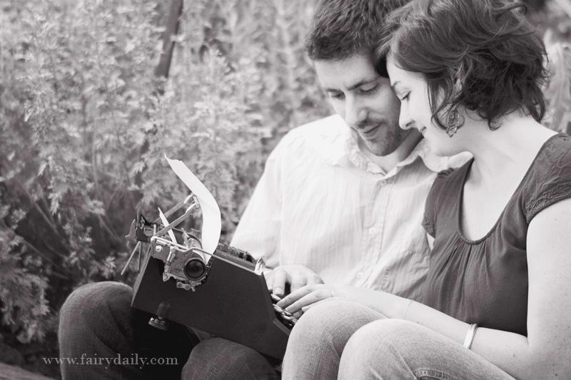 Fairy Daily, Elena Tihonovs, photographe couple Toulouse