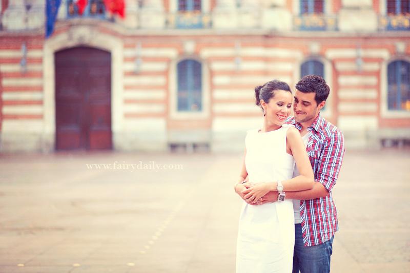 Fairy Daily, Elena Tihonovs, photographe mariage Toulouse Capitole