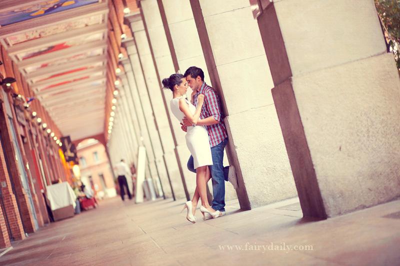 Fairy Daily, Elena Tihonovs, photographe engagement Toulouse