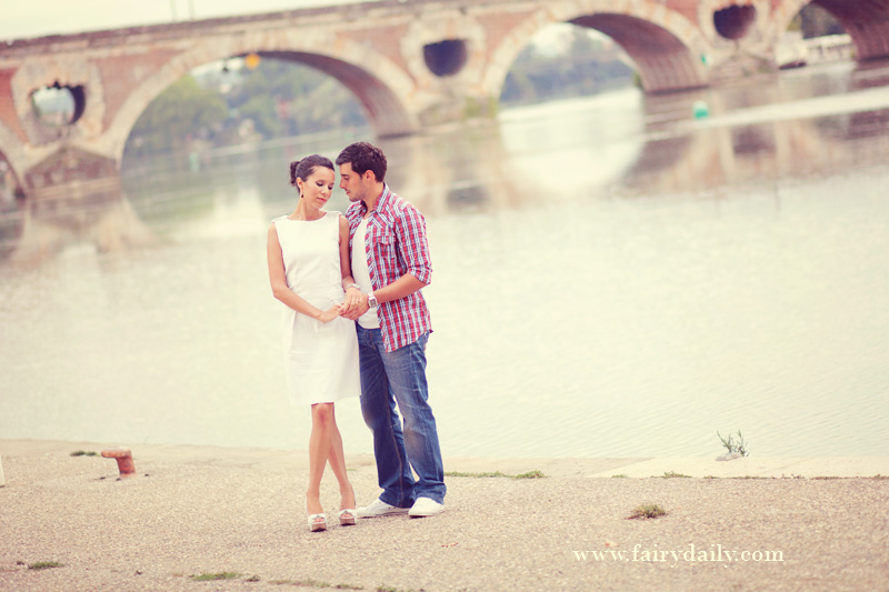 Fairy Daily, Elena Tihonovs, photographe couples Toulouse