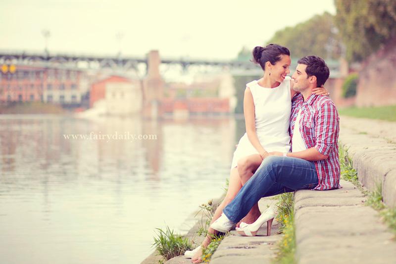 Fairy Daily, Elena Tihonovs, photographe mariage Toulouse