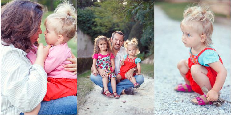 fairy daily, photographe famille st.sulpice, père avec deux filles
