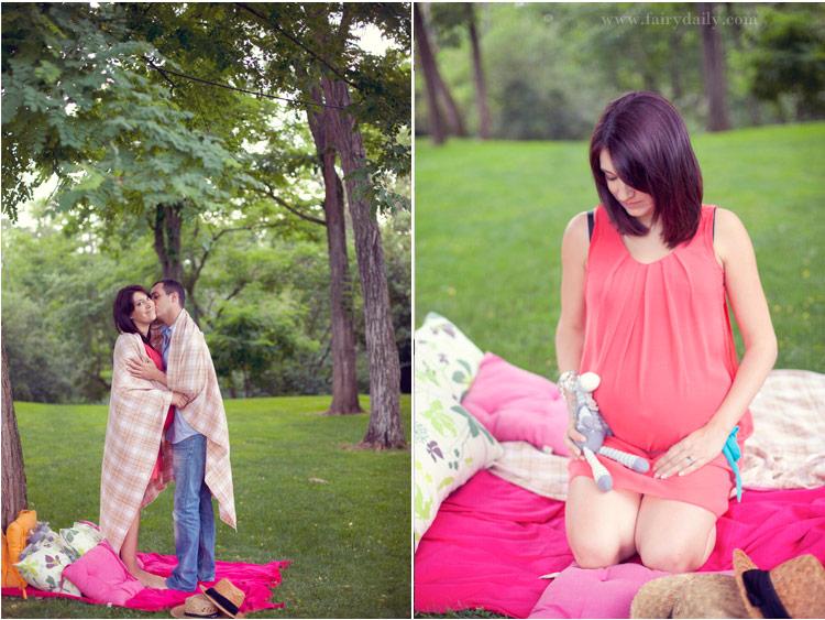 FairyDaily, photographe enceinte toulouse