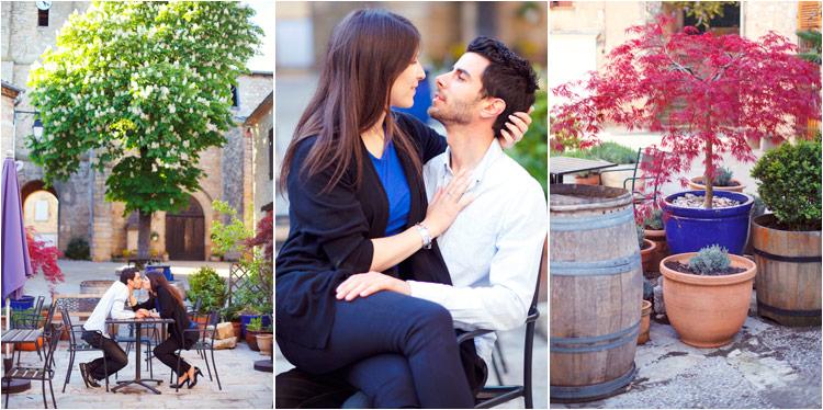les amoureux seuls au monde, photographe mariage gaillac