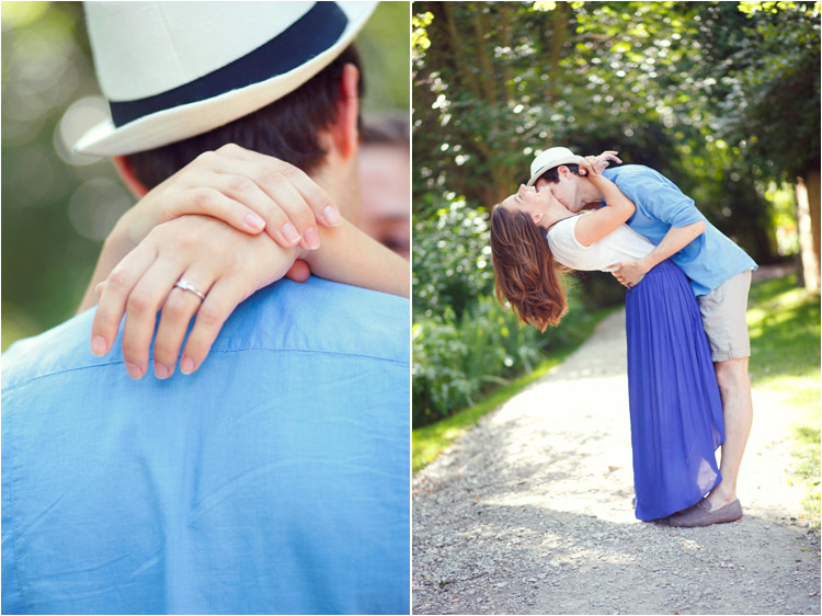 fairy daily, photos avant mariage, bague de fiancailles