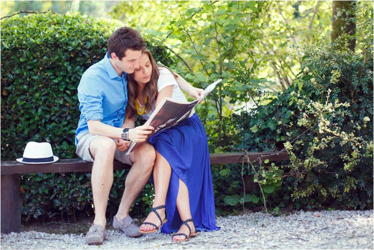 fairydaily, couple, jardin, les amoureux