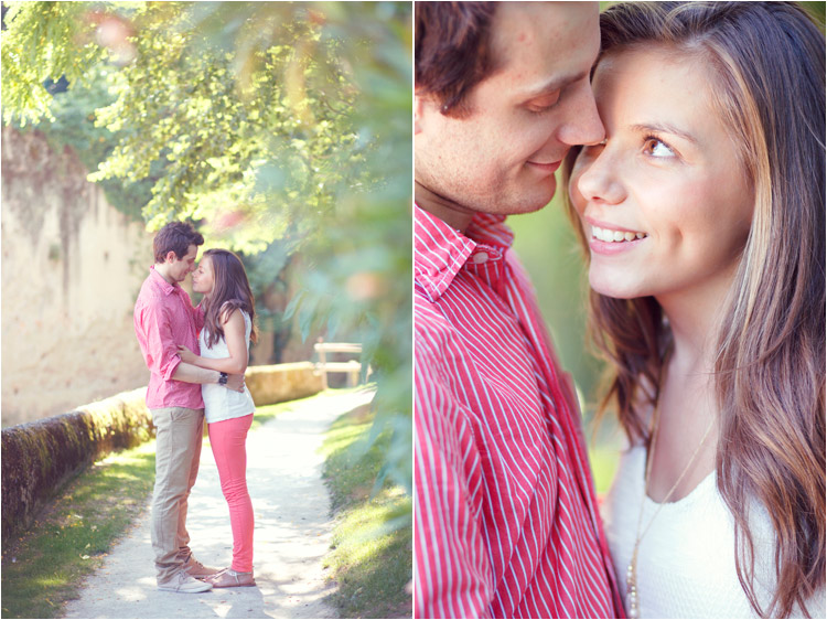 fairydaily, photos avant mariage, engagement, tarn, couleurs roses