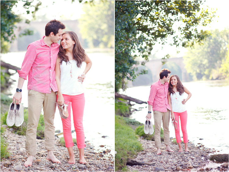 FairyDaily, photographe couple, les photos romatiques au bord du tarn