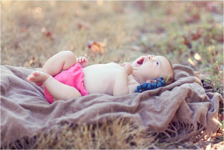 fairydaily bebe en extérieur