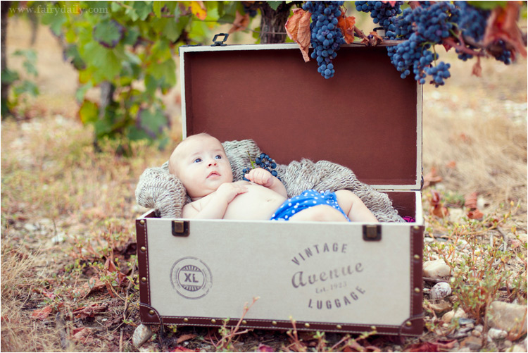 photo de bebe orignal